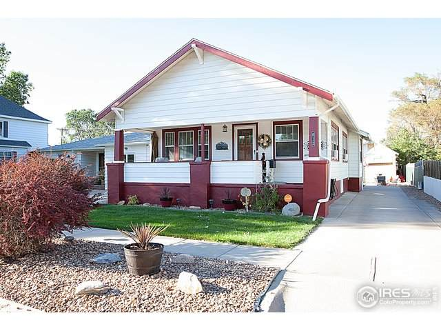 612 Beattie St, Sterling, CO 80751 (MLS #925508) :: Downtown Real Estate Partners