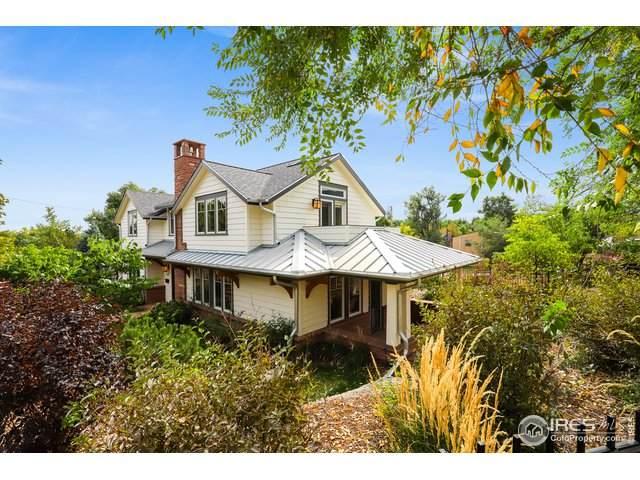 2686 4th St, Boulder, CO 80304 (MLS #925515) :: J2 Real Estate Group at Remax Alliance