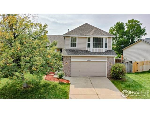 4832 W 123rd Pl, Broomfield, CO 80020 (MLS #925522) :: The Sam Biller Home Team