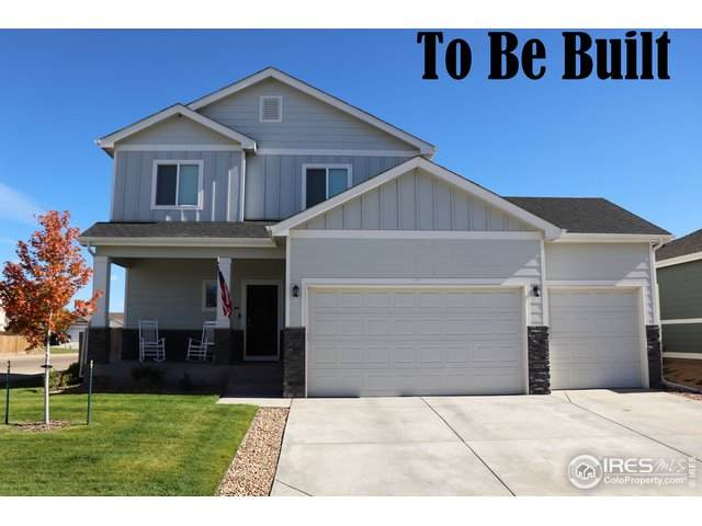 1400 S Sunfield Dr, Milliken, CO 80543 (#925523) :: The Brokerage Group