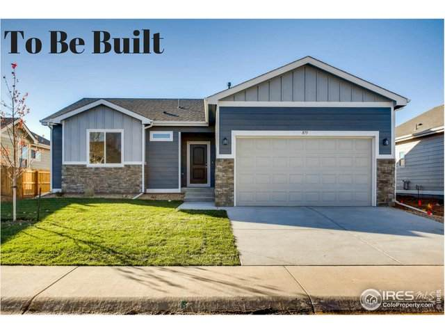 1445 S Lotus Dr, Milliken, CO 80543 (#925532) :: The Brokerage Group