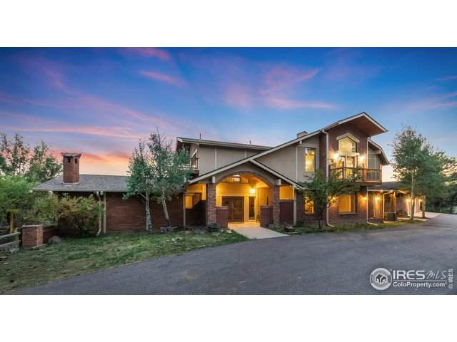 22454 Hillcrest Cir, Golden, CO 80401 (MLS #925533) :: 8z Real Estate
