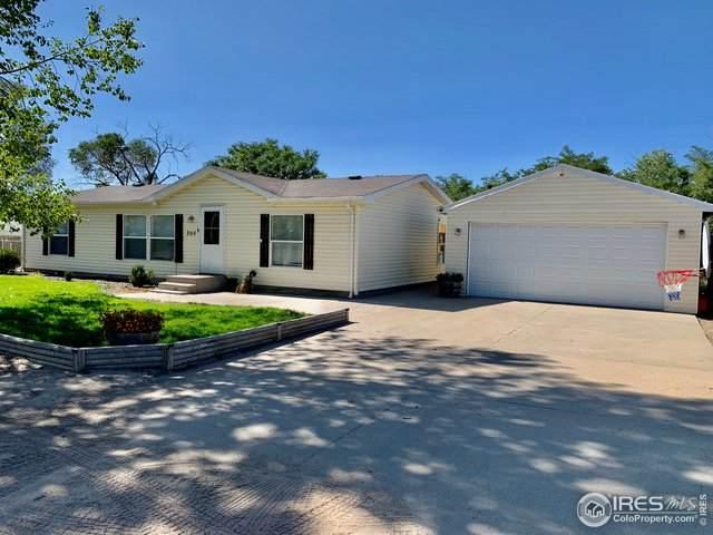 305 Ridge St, Wiggins, CO 80654 (MLS #925535) :: 8z Real Estate