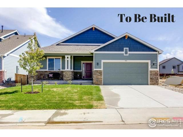 2075 E Lavender Ln, Milliken, CO 80543 (#925542) :: The Brokerage Group