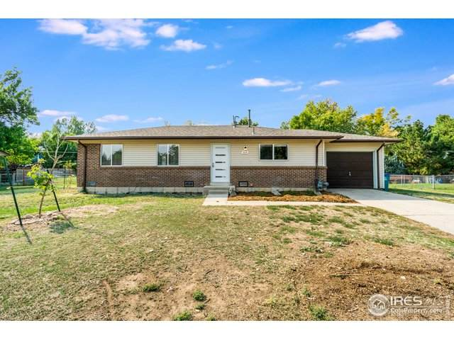 805 Rocky Rd, Fort Collins, CO 80521 (MLS #925566) :: J2 Real Estate Group at Remax Alliance