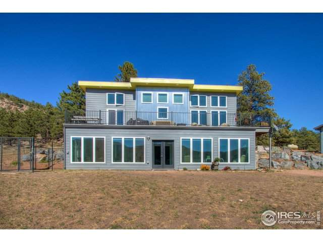 1404 Rowell Dr, Lyons, CO 80540 (MLS #925576) :: Jenn Porter Group