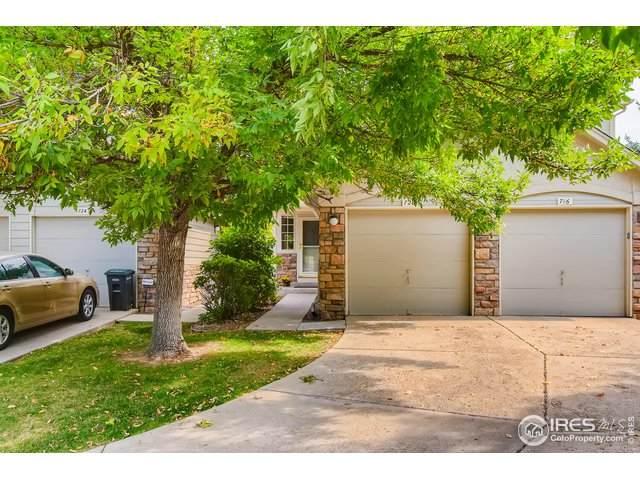 720 Gateway Cir, Lafayette, CO 80026 (MLS #925581) :: Kittle Real Estate