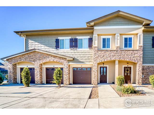2405 Calais Dr C, Longmont, CO 80504 (MLS #925620) :: HomeSmart Realty Group