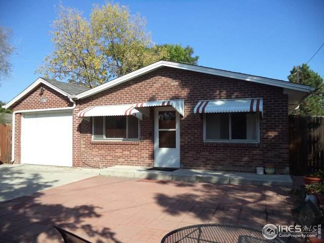 506 23rd Ave, Greeley, CO 80634 (MLS #925630) :: J2 Real Estate Group at Remax Alliance