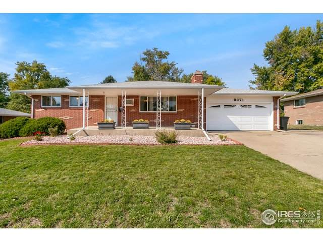 8871 Quigley St, Westminster, CO 80031 (MLS #925632) :: 8z Real Estate