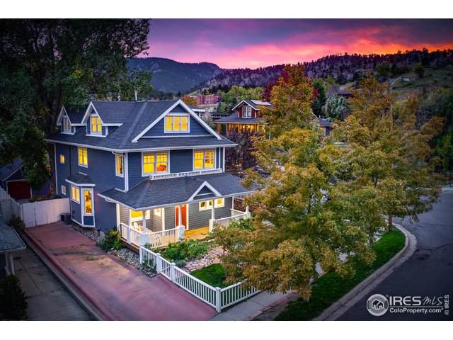 402 Alpine Ave, Boulder, CO 80304 (MLS #925642) :: Downtown Real Estate Partners