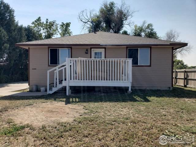 28130 County Road R, Brush, CO 80723 (MLS #925646) :: 8z Real Estate
