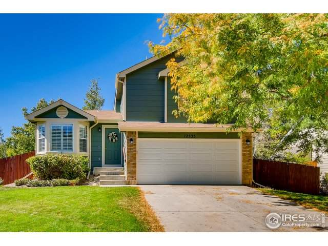 12535 Utica St, Broomfield, CO 80020 (MLS #925651) :: Kittle Real Estate