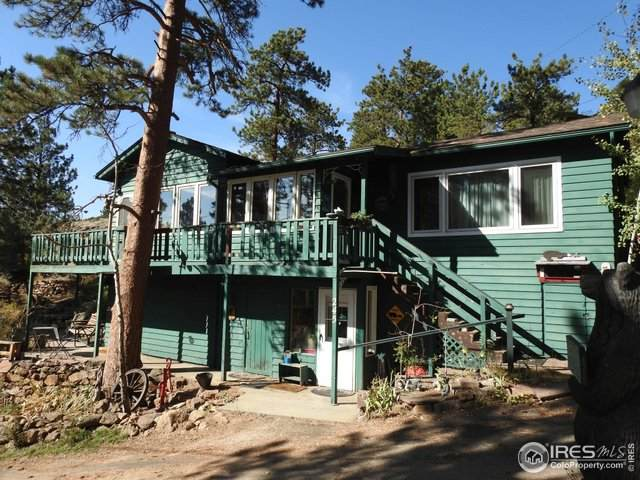 245 Cyteworth Rd, Estes Park, CO 80517 (MLS #925660) :: J2 Real Estate Group at Remax Alliance