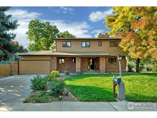 1061 Princeton Dr, Longmont, CO 80503 (MLS #925662) :: Downtown Real Estate Partners