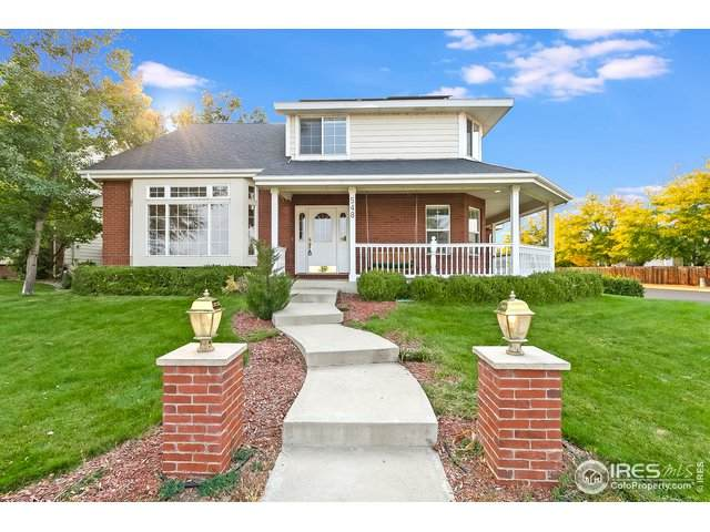 548 15th St, Windsor, CO 80550 (MLS #925675) :: Downtown Real Estate Partners