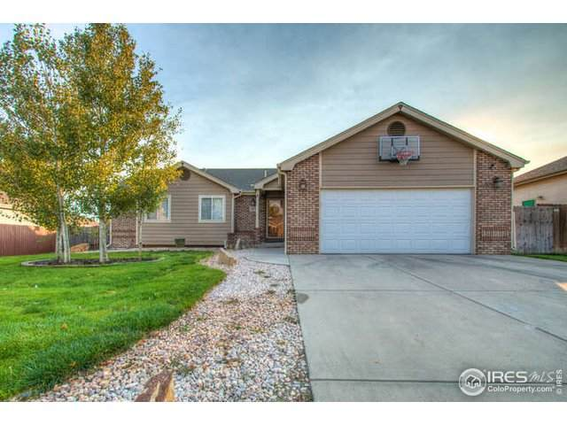 2925 58th Ave, Greeley, CO 80634 (MLS #925725) :: Kittle Real Estate