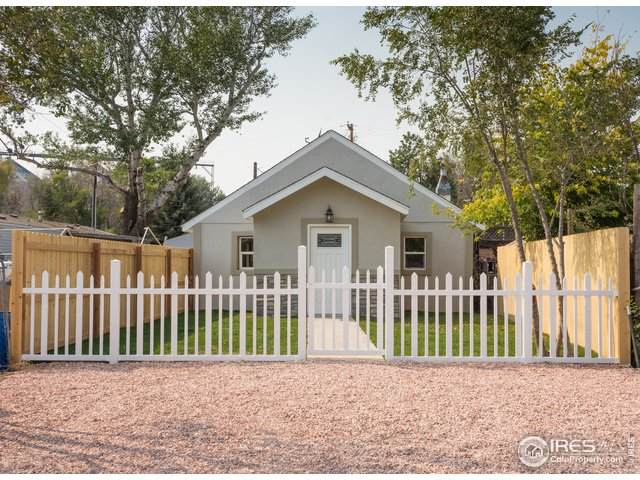 443 Linden St, Eaton, CO 80615 (MLS #925745) :: Tracy's Team