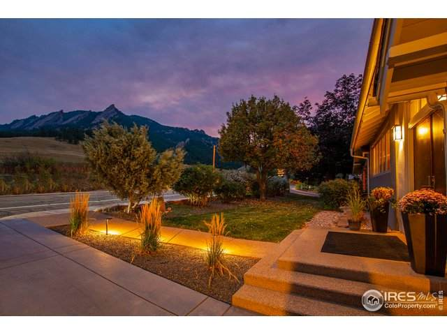 601 Baseline Rd, Boulder, CO 80302 (MLS #925757) :: J2 Real Estate Group at Remax Alliance