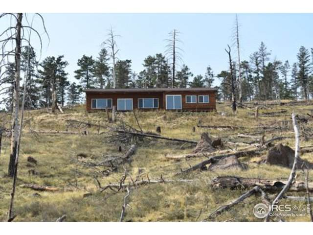 515 Little Whale Rd, Bellvue, CO 80512 (MLS #925758) :: Downtown Real Estate Partners