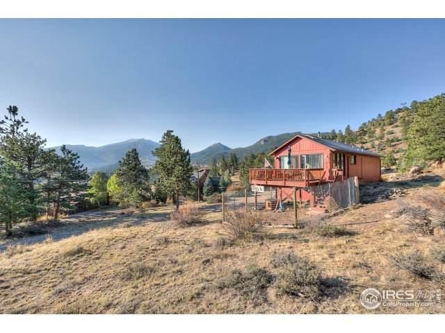 333 Prospect Mountain Ct, Estes Park, CO 80517 (#925768) :: James Crocker Team