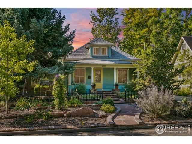 1117 5th Ave, Longmont, CO 80501 (MLS #925776) :: Kittle Real Estate