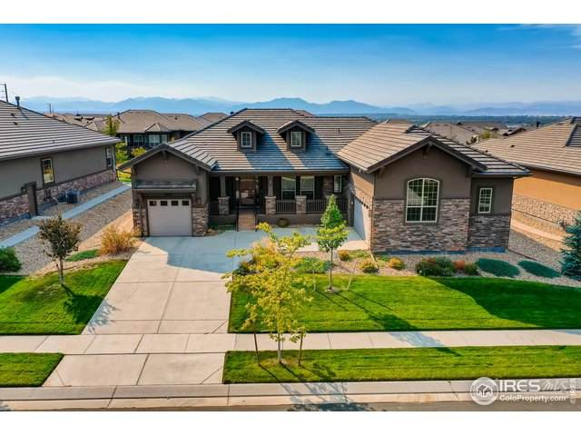 15819 Longview Dr, Broomfield, CO 80023 (MLS #925785) :: Downtown Real Estate Partners