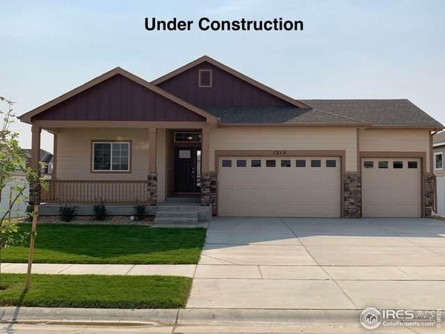 1277 Tipton St, Berthoud, CO 80513 (MLS #925788) :: Wheelhouse Realty