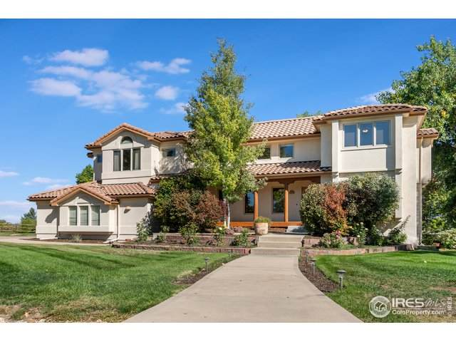 7760 Crestview Ln, Longmont, CO 80503 (MLS #925797) :: 8z Real Estate