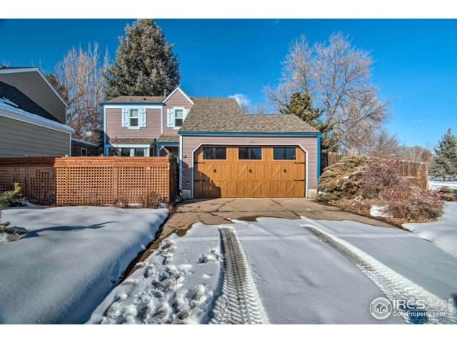 409 W Sycamore Ct, Louisville, CO 80027 (MLS #925816) :: Wheelhouse Realty