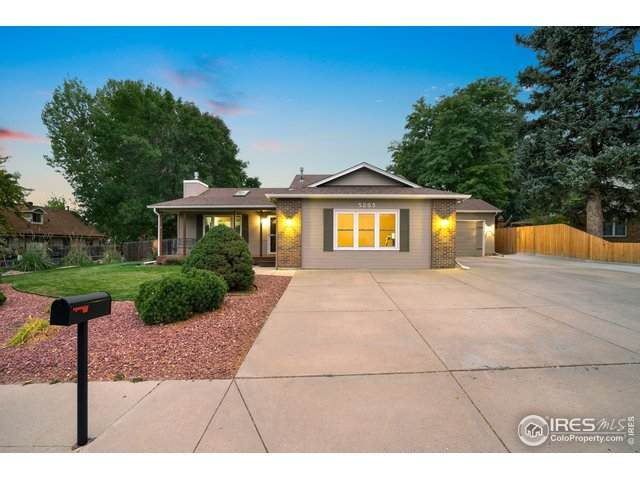 5205 Granite St, Loveland, CO 80538 (MLS #925820) :: HomeSmart Realty Group