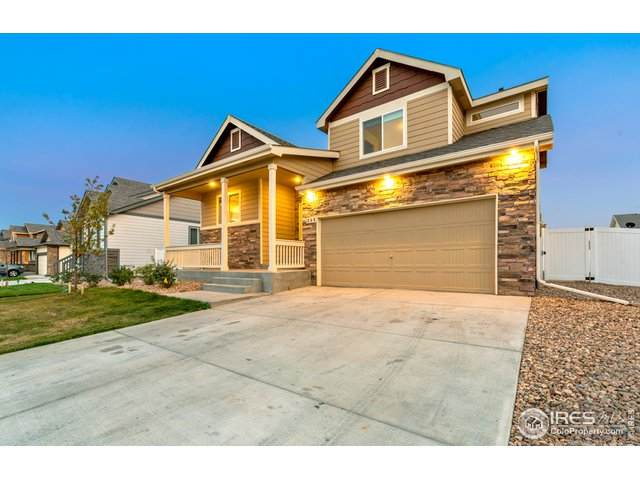 253 Castle Dr, Severance, CO 80550 (MLS #925835) :: Downtown Real Estate Partners