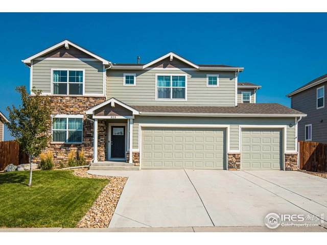 325 Mcgregor Ln, Johnstown, CO 80534 (#925869) :: My Home Team