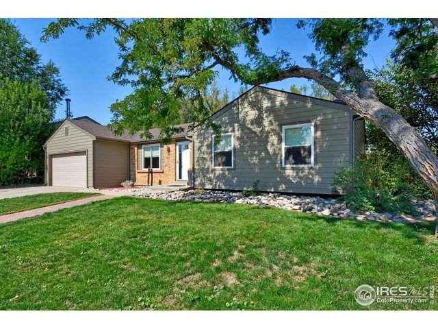295 Harper St, Louisville, CO 80027 (#925870) :: Peak Properties Group
