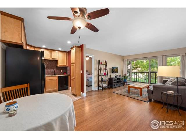 860 W Moorhead Cir 2E, Boulder, CO 80305 (MLS #925871) :: June's Team