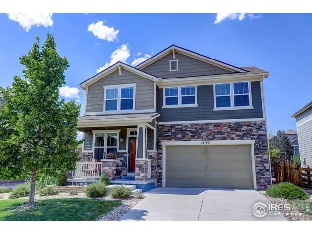 14145 W 89th Loop, Arvada, CO 80005 (MLS #925886) :: 8z Real Estate