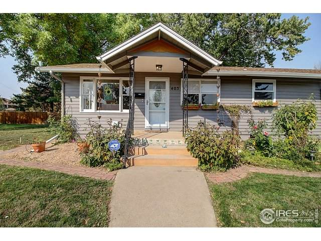 405 3rd St, Loveland, CO 80537 (MLS #925911) :: Colorado Home Finder Realty