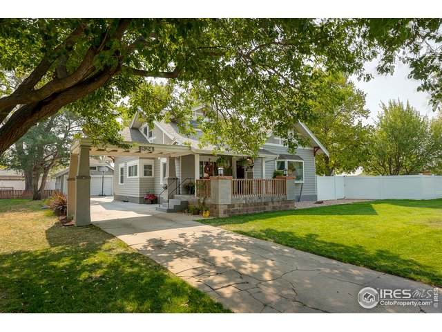 824 W Kiowa Ave, Fort Morgan, CO 80701 (MLS #925935) :: Downtown Real Estate Partners