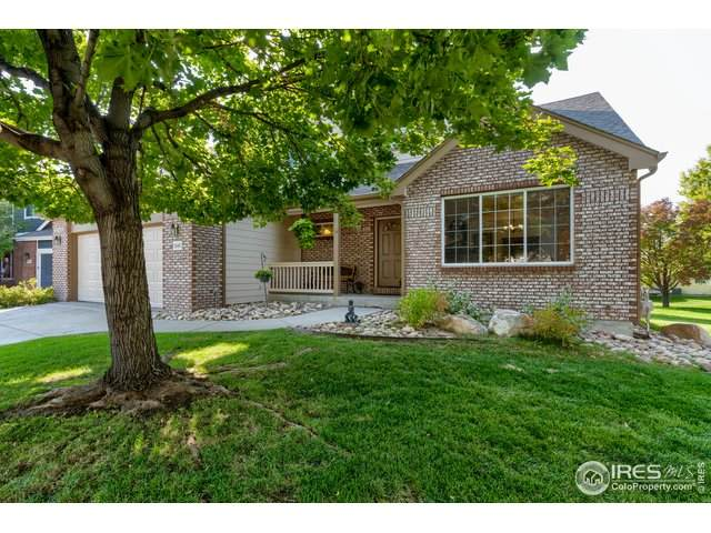 2448 Glendale Ct, Loveland, CO 80538 (MLS #925936) :: Wheelhouse Realty