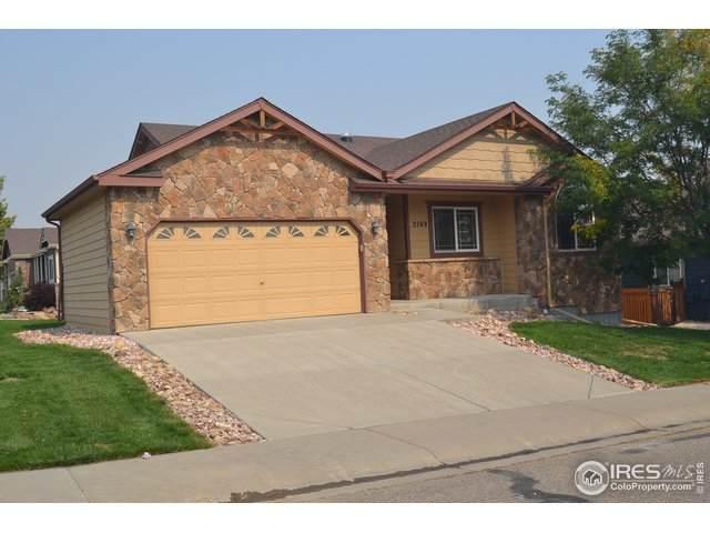 3769 Higgins St, Loveland, CO 80538 (MLS #925962) :: Wheelhouse Realty