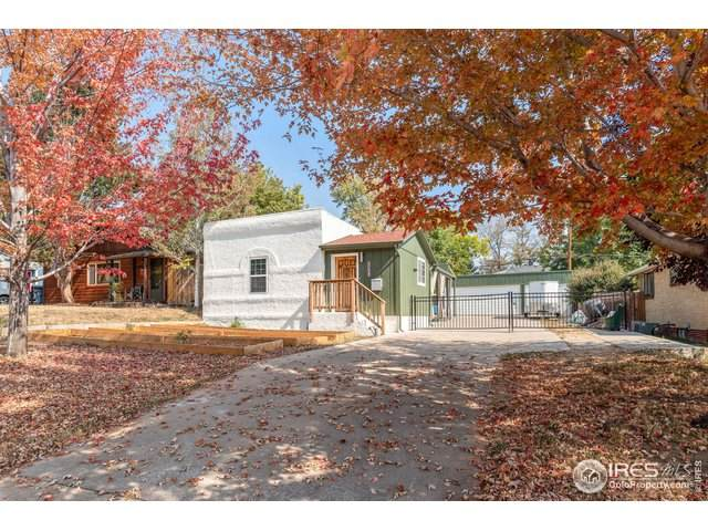 2830 Fenton St, Wheat Ridge, CO 80214 (#925978) :: Peak Properties Group