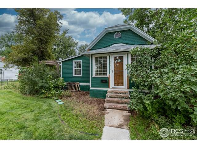 845 Martin St, Longmont, CO 80501 (MLS #925980) :: Downtown Real Estate Partners