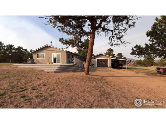 101 S Cucharas Mountain Ct, Livermore, CO 80536 (MLS #926004) :: Kittle Real Estate