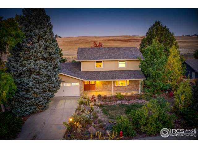 7468 Mount Sherman Rd, Longmont, CO 80503 (MLS #926030) :: Kittle Real Estate