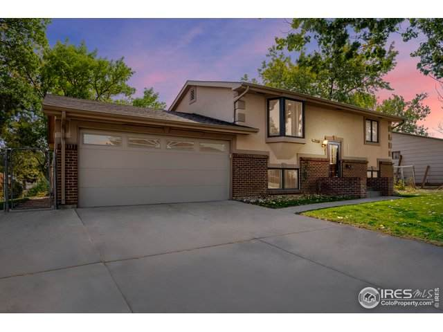 1662 33rd Ave, Greeley, CO 80634 (MLS #926036) :: HomeSmart Realty Group