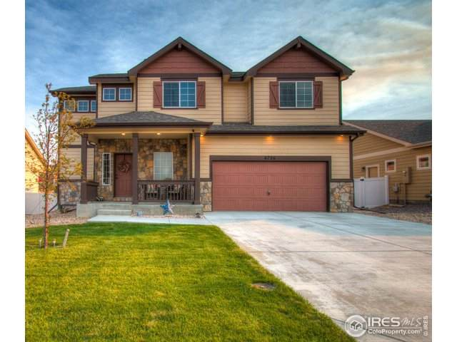 8726 13th St, Greeley, CO 80634 (MLS #926043) :: 8z Real Estate