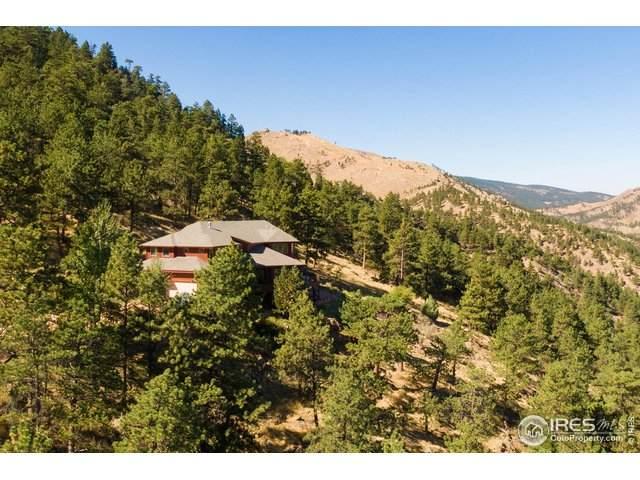 568 Rembrandt Rd, Boulder, CO 80302 (MLS #926070) :: 8z Real Estate