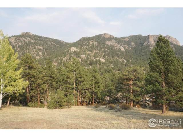 0 Wildwood Dr, Estes Park, CO 80517 (MLS #926072) :: Kittle Real Estate