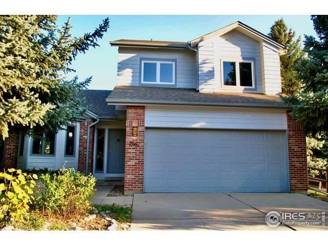 2567 Vine Pl, Boulder, CO 80304 (MLS #926083) :: Downtown Real Estate Partners