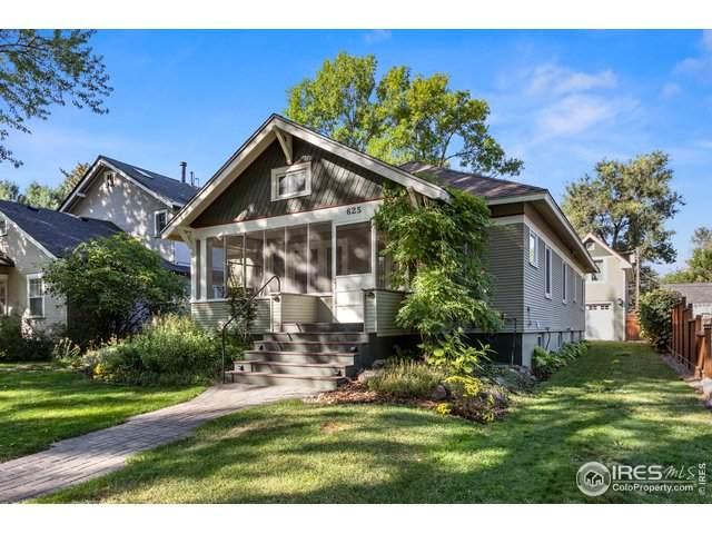 625 Bross St, Longmont, CO 80501 (MLS #926092) :: Kittle Real Estate